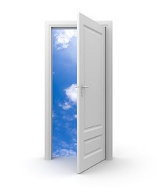 Clients Personal Testimonials . Library Image: Doorway of Hope